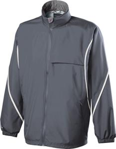 Holloway Adult Circulate Waterproof Hooded Jacket