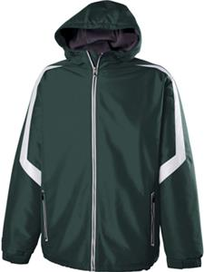 Holloway Adult Charger Medium Weight Hooded Jacket