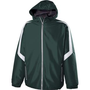 Holloway Charger Micro-Cord Hooded Jackets