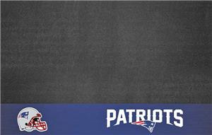 Fan Mats New England Patriots Grill Mat