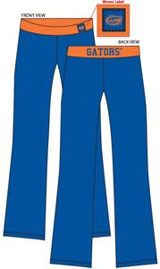 Florida Gators Womens Fit Yoga Pants