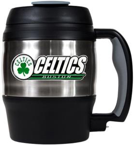 NBA Boston Celtics 52oz Stainless Macho Travel Mug
