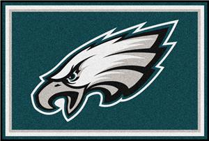 Fan Mats NFL Philadelphia Eagles 5x8 Rug