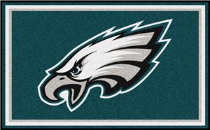 Fan Mats NFL Philadelphia Eagles 4x6 Rug