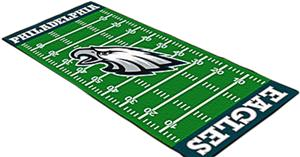 Fan Mats Philadelphia Eagles Football Runner