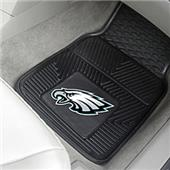Fan Mats Philadelphia Rugs Vinyl Car Mats (set)