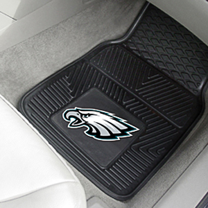 Fan Mats Philadelphia Rugs Vinyl Car Mats