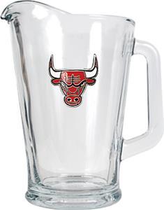 NBA Chicago Bulls 1/2 Gallon Glass Pitcher