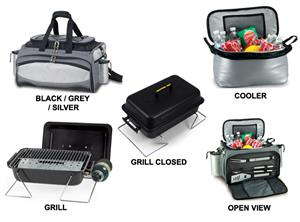 Picnic Time Vulcan All-In-One Tailgating Cooler