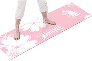 Fan Mats Philadelphia Eagles Yoga Mat