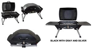 Picnic Time Heavy-Duty Portagrillo Gas Grill