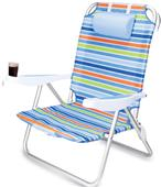 Picnic Time Monaco Lightweight Beach Chair