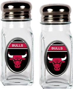 NBA Chicago Bulls Salt and Pepper Shaker Set
