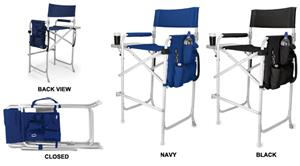 Picnic Time Folding Celebrity Chair