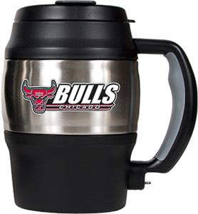 NBA Chicago Bulls 20oz Stainless Steel Mini Jug