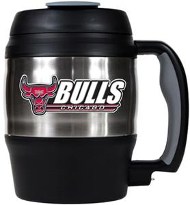 NBA Chicago Bulls 52oz Stainless Macho Travel Mug
