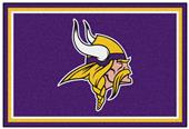 Fan Mats NFL Minnesota Vikings 5x8 Rug
