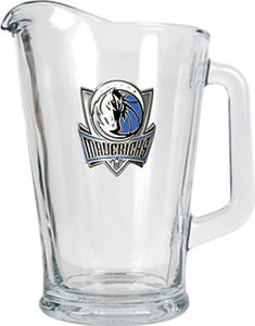 NBA Dallas Mavericks 1/2 Gallon Glass Pitcher