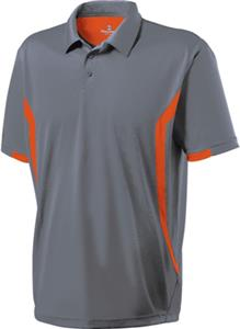 Holloway Optimal Close-Hole Micromesh Polo Shirt