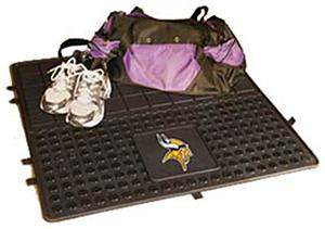 Fan Mats Minnesota Vikings Vinyl  Cargo Mat