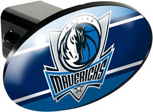 NBA Dallas Mavericks Trailer Hitch Cover