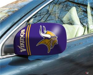 Fan Mats Minnesota Vikings Small Mirror Cover