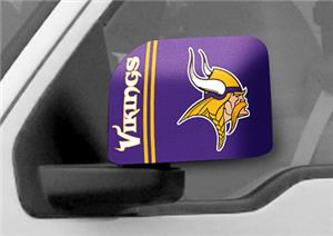 Fan Mats Minnesota Vikings Large Mirror Cover
