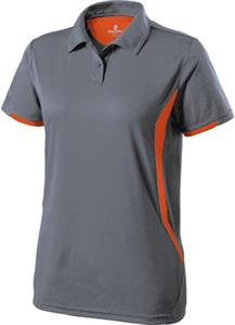 Holloway Ladies Optimal Close-Hole Micromesh Polo
