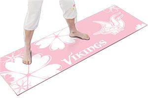 Fan Mats Minnesota Vikings Yoga Mat