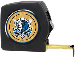 NBA Mavericks 25' Tape Measure w/Crystal Coat Logo
