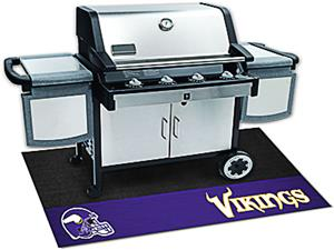 Fan Mats Minnesota Vikings Grill Mat