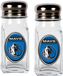 NBA Dallas Mavericks Salt and Pepper Shaker Set