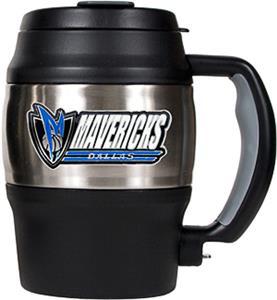 NBA Dallas Mavericks 20oz Stainless Steel Mini Jug