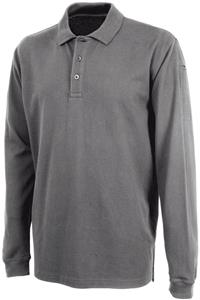 Charles River Mens Long Sleeve Allegiance Polo
