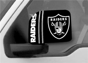 Fan Mats Oakland Raiders Large Mirror Cover