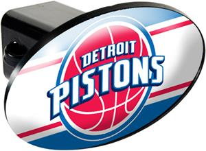 NBA Detroit Pistons Trailer Hitch Cover