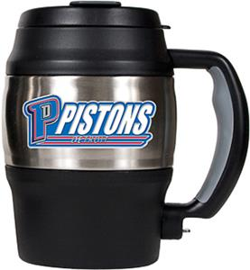 NBA Detroit Pistons 20oz Stainless Steel Mini Jug