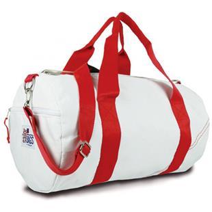 Sailorbags Medium Sailcloth Round Duffel Bags