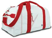 Sailorbags Square Sailcloth Duffel Bags