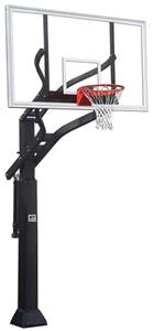 Gared GP10A72 Elite Pro Basketball System
