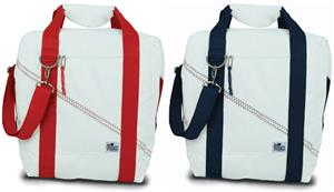 Sailorbags 24-pack soft Sailcloth Cooler Bag