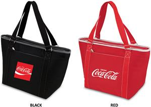 Picnic Time Coca Cola Topanga Large Cooler Tote