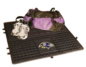 Fan Mats Baltimore Ravens Vinyl Cargo Mat