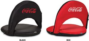 Picnic Time Coca Cola Oniva Reclining Chair