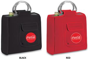 Picnic Time Coca Cola Milano Insulated Lunch Tote