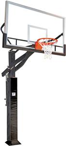 Gared GP12G72DM All Pro Jam Basketball System