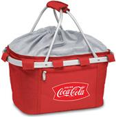 Picnic Time Coca Cola Insulated Metro Basket