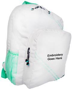 Sailorbags Sailcloth Backpacks Waterproof Lining