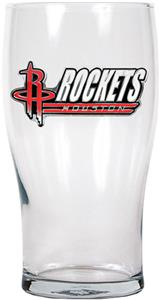 NBA Houston Rockets 20oz Pub Glass