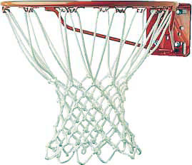 Champion Deluxe &quot;Pro&quot; Basketball Net/Non-Whip-7mm